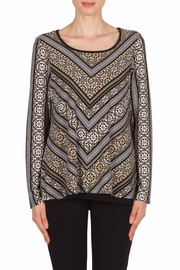 Joseph Ribkoff Brenda Tunic Top - Product Mini Image