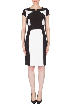 Joseph Ribkoff Color Block Dress - Product List Image