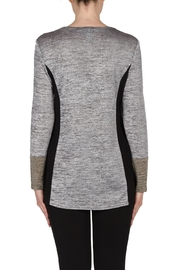 Joseph Ribkoff Color Block Top - Side cropped