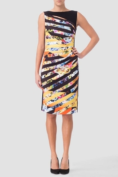Shoptiques Product: Color Printed Dress