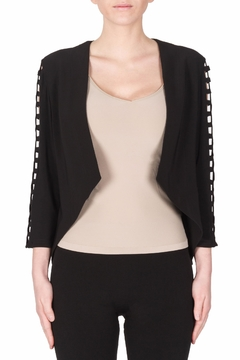 Shoptiques Product: Cut Out Sleeves Blazer