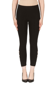 Shoptiques Product: Cutout Capri Leggings