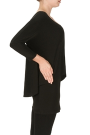 Joseph Ribkoff Double Layered Tunic - Front full body