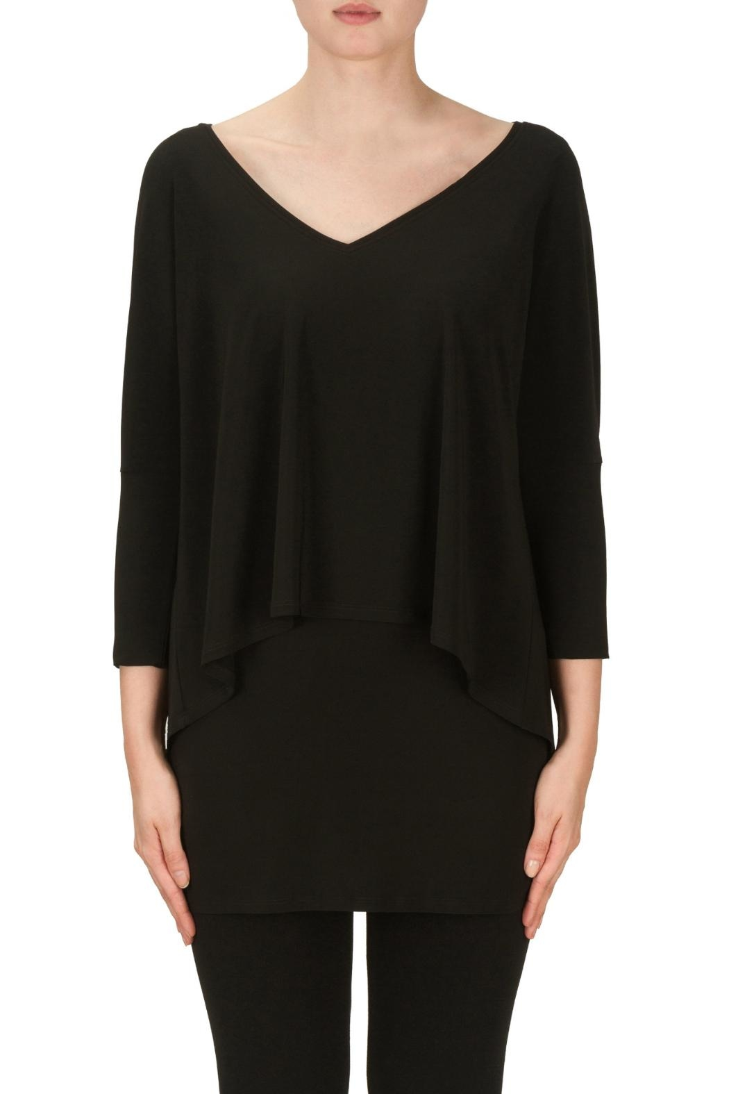 Joseph Ribkoff Double Layered Tunic - Main Image