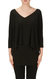 Joseph Ribkoff Double Layered Tunic - Product Mini Image
