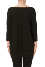 Joseph Ribkoff Double Layered Tunic - Side cropped