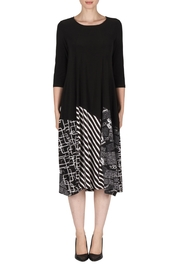 Joseph Ribkoff Eclectic Print Dress - Product Mini Image