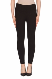 Joseph Ribkoff Faux-Leather Trimmed Pant - Product Mini Image