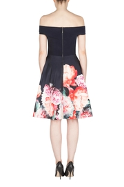 Joseph Ribkoff Fit-And-Flare Floral Dress - Side cropped