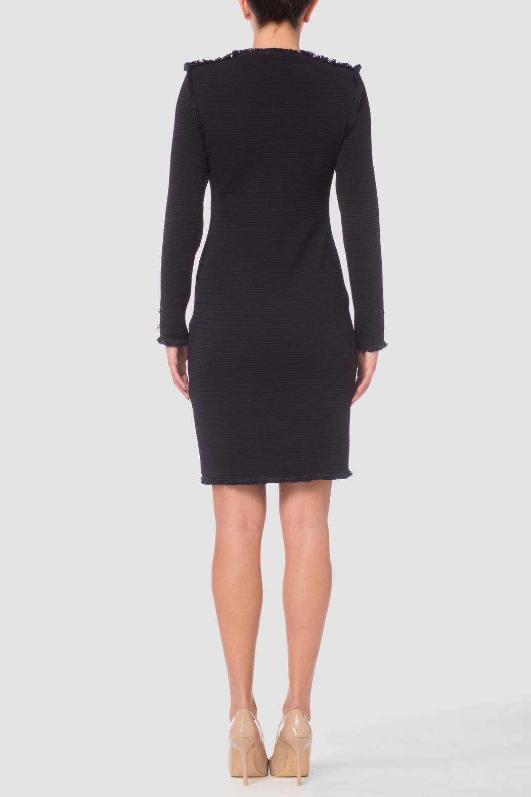 Joseph Ribkoff Fitted Dress - Front Full Image