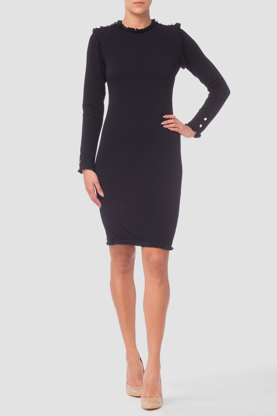 Joseph Ribkoff Fitted Dress - Main Image