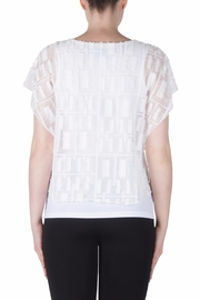 Joseph Ribkoff Fitted Layer Top - Side cropped