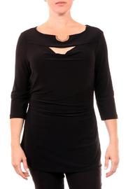 Joseph Ribkoff Fitted Tunic - Product Mini Image