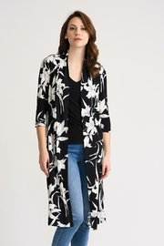 Joseph Ribkoff Floral Long Cover-Up - Product Mini Image