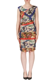Joseph Ribkoff Floral Motif Dress - Product Mini Image