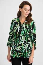 Joseph Ribkoff Graphic Designed Tunic - Product Mini Image
