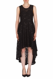 Joseph Ribkoff High Low Lace Dress - Product Mini Image