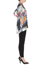 Joseph Ribkoff Hi-Low Shirt Tunic - Front full body