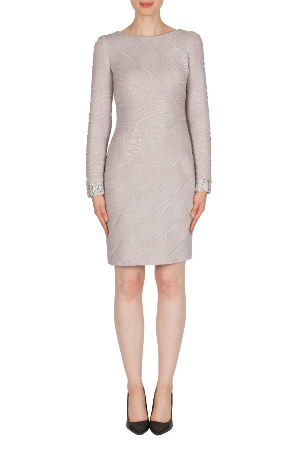 Joseph Ribkoff Holiday Dress - Front Cropped Image