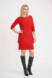 Joseph Ribkoff Jersey Tiered Dress - Front cropped
