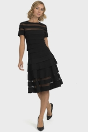 Joseph Ribkoff Jolene Banded Dress - Front full body