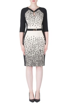 Shoptiques Product: Printed Inset Dress