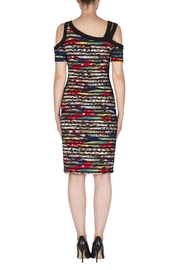 Joseph Ribkoff Kristin Multi-Colored Dress - Side cropped
