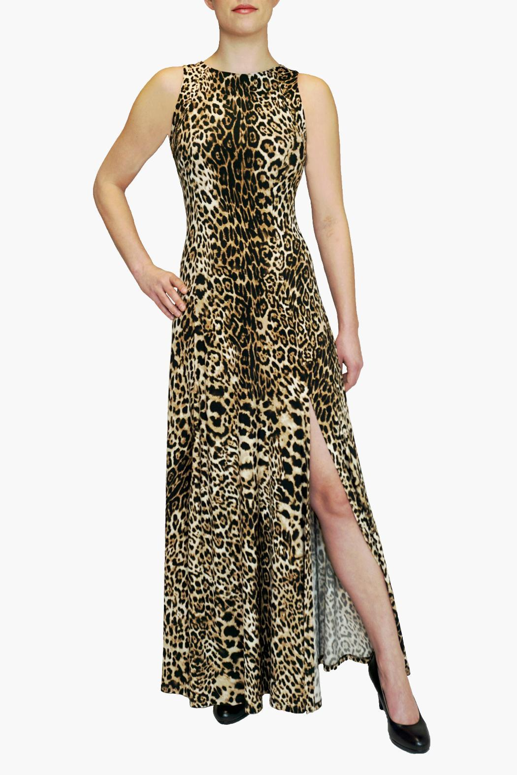 Joseph Ribkoff Leopard Print Maxi from Canada by The Sandbox in the ...