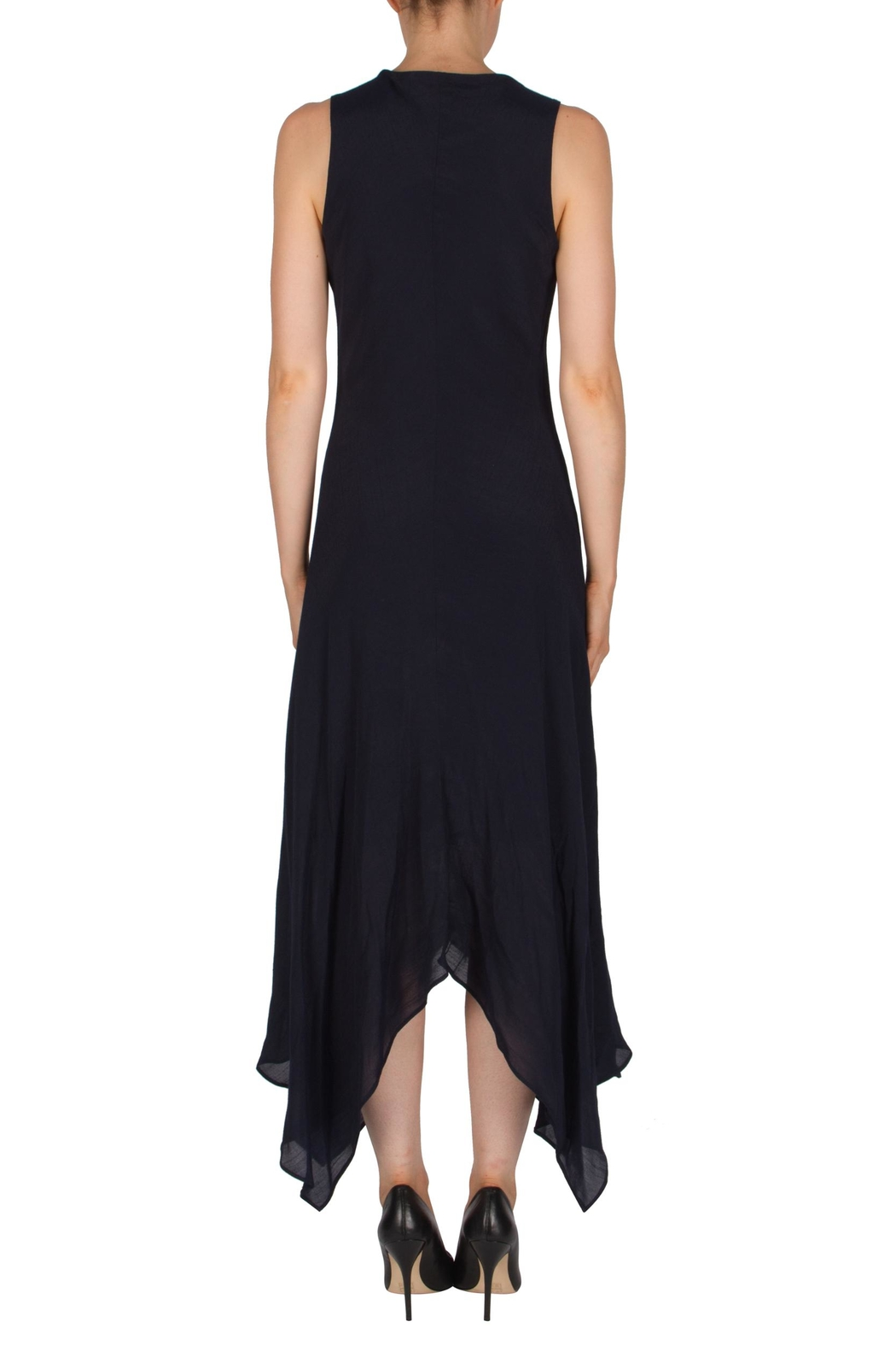 Joseph Ribkoff Lined Tank Dress - Side Cropped Image