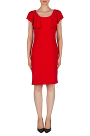 Joseph Ribkoff Lipstick Red Dress - Product Mini Image