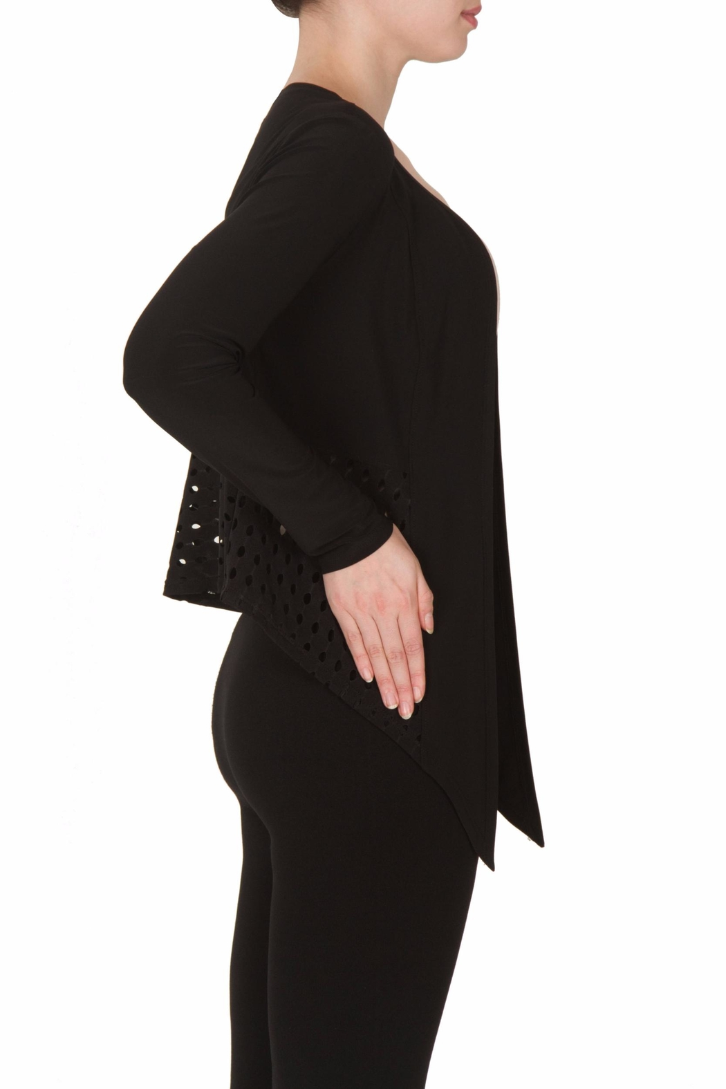 Joseph Ribkoff Long Sleeve Cover Up - Front Full Image