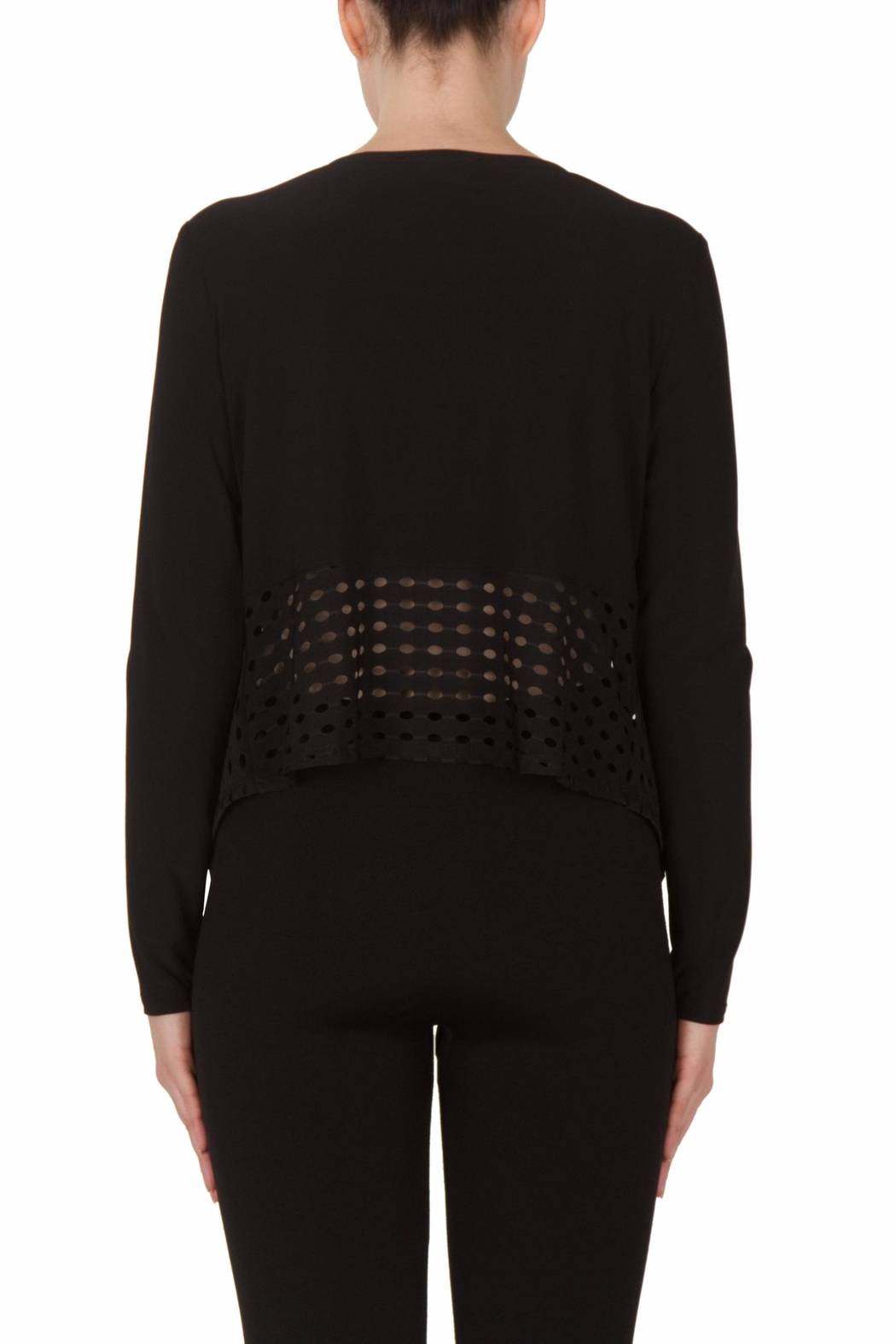 Joseph Ribkoff Long Sleeve Cover Up - Side Cropped Image