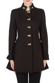 Joseph Ribkoff Milano Black Coat - Product Mini Image