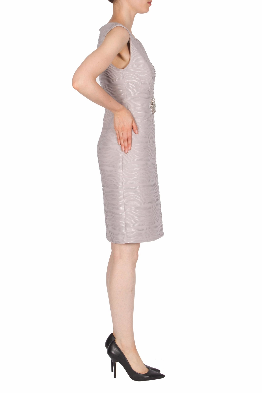 Joseph Ribkoff Monique Dress - Front Full Image