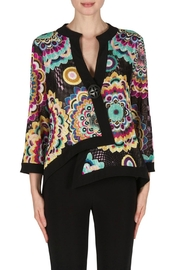 Joseph Ribkoff Multicolor Jacket - Product Mini Image