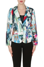 Joseph Ribkoff Multicolored Blazer - Product Mini Image