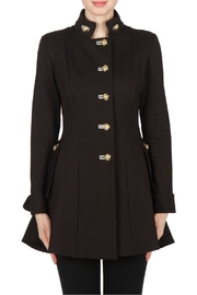Joseph Ribkoff Nehru Button Jacket - Product Mini Image