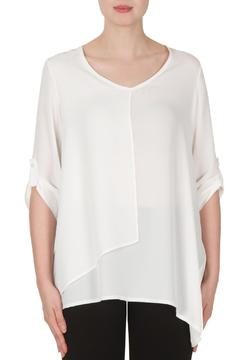 Shoptiques Product: Off-White Tunic Top