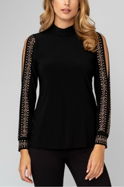 Joseph Ribkoff Open Sleeve Top - Product Mini Image