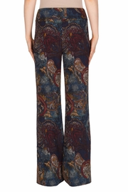 Joseph Ribkoff Paisley Taper Pant - Side cropped
