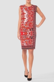 Joseph Ribkoff Paneled Sheath Dress - Product Mini Image