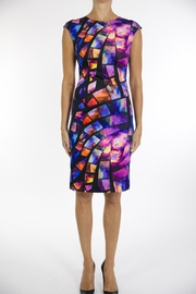 Joseph Ribkoff Patterned Dress - Product Mini Image