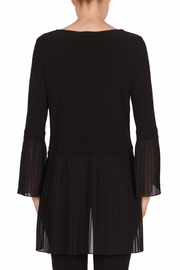 Joseph Ribkoff Pleated Details Top - Side cropped