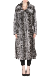 Joseph Ribkoff Plush Faux Fur Coat - Product Mini Image