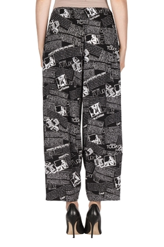Joseph Ribkoff Print Crop Pant - Alternate List Image