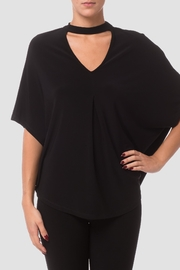 Joseph Ribkoff Puncho Top - Front cropped