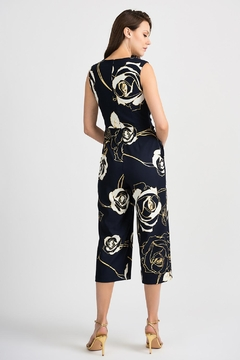 Joseph Ribkoff Rebecca Floral Jumpsuit - Alternate List Image
