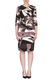 Joseph Ribkoff Rebecca Print Dress - Product Mini Image