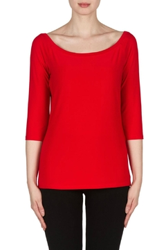 Joseph Ribkoff Silky Knit Top - Product List Image