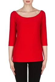 Joseph Ribkoff Silky Knit Top - Product Mini Image